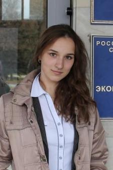 Анастасия Андреевна Шпакова