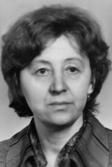 Нина Григорьевна Гамбурцева